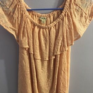 Pink Lucky Brand top